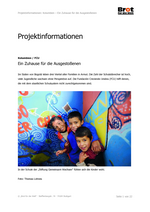 Projektinformation Kolumbien